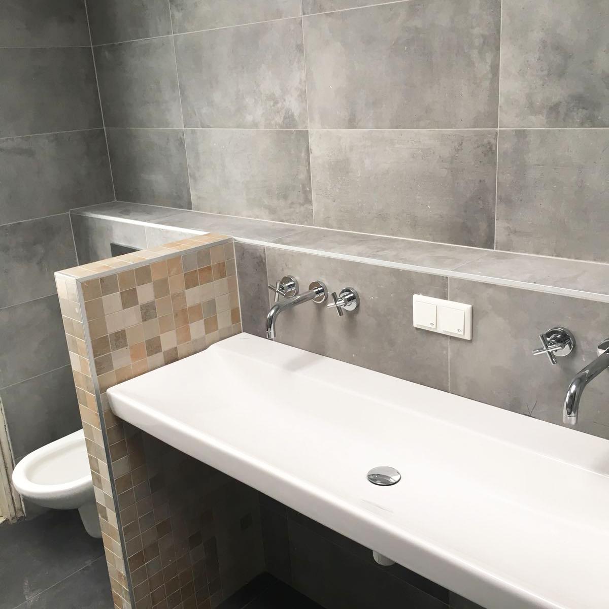 Badkamer verbouwing, Tilburg
